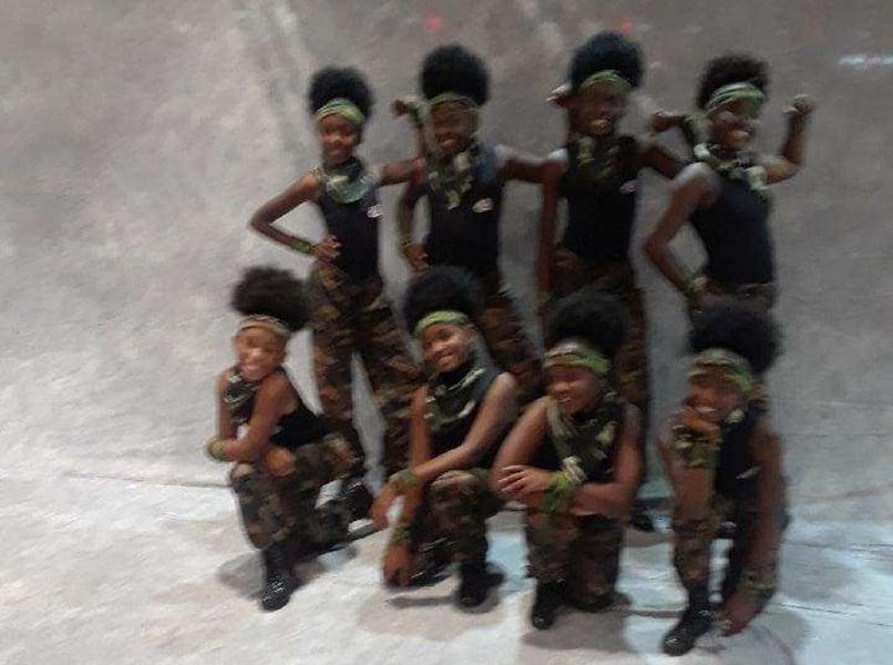 Pee Wee Dancers