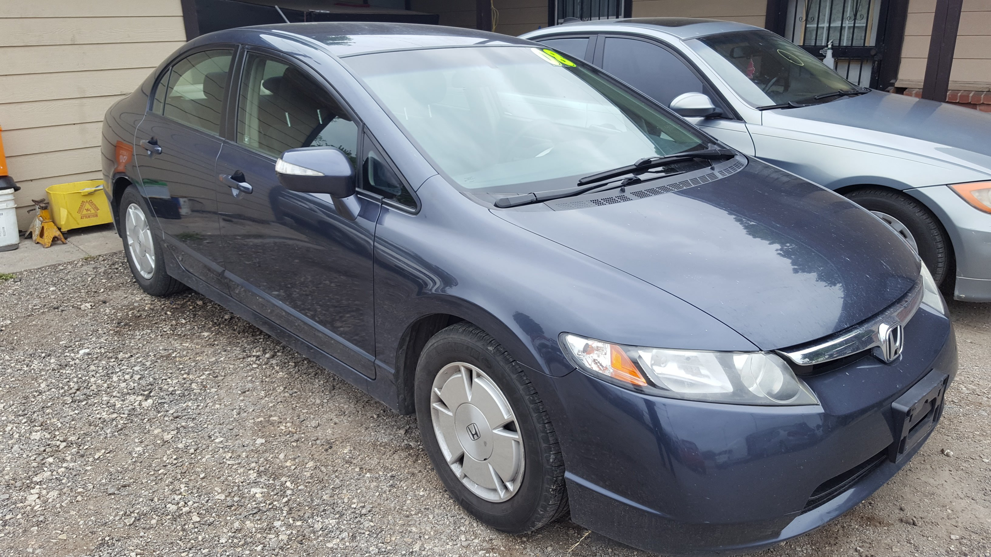 2008 HONDA CIVIC HYBRID  $4,550.00