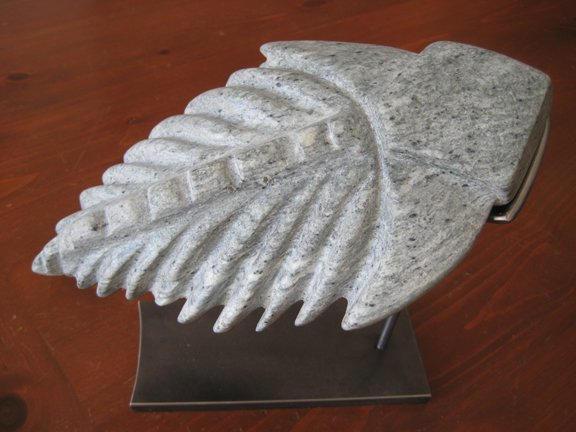 """Trilobite""  Serpentine, 2015"