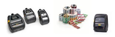 Zebra QLn Series and ZQ010 Mobile Printers