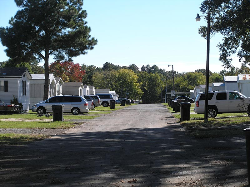 Oak Hill Mobile Park LLC Is A Living Community For RVs In