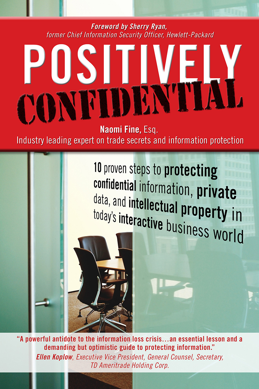 Positively Confidential | Naomi Fine, Esq.