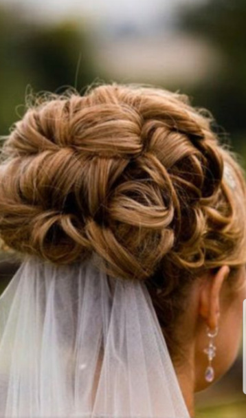 Hair Style for Wedding 3