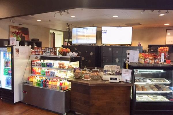 Coffee Shop Interior 2
