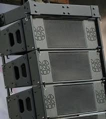 Line Array Rental