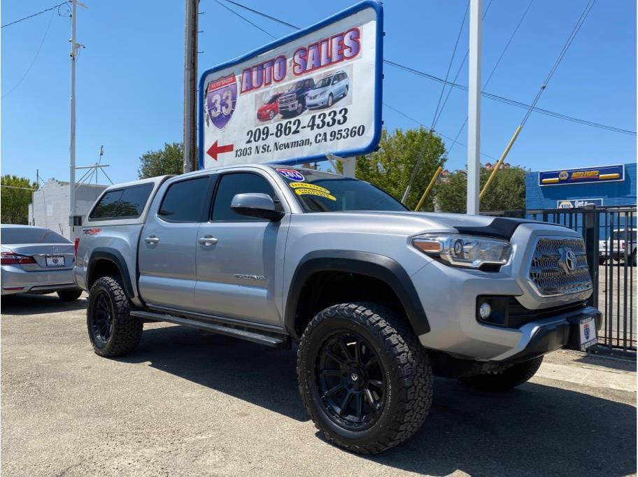 2016 Toyota Tacoma Double Cab Miles: 89,534 Drive: 4WD Trans: Automatic, 6-Spd Engine: V6, 3.5 Liter VIN: 025233