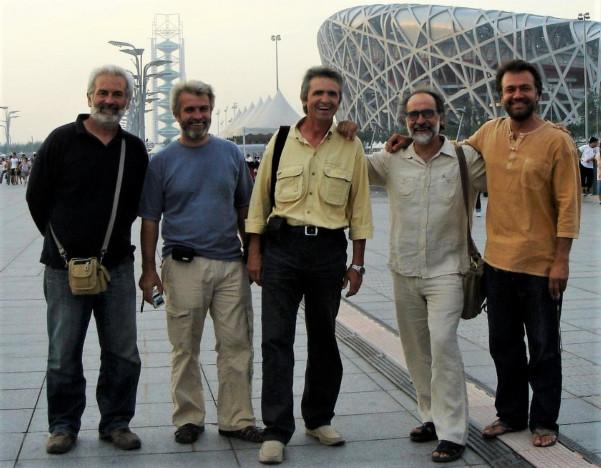 Friends- Beijing