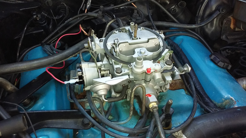1974 pontiac TA 455