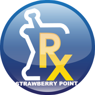 RX REFILL STRAWBERRY POINT