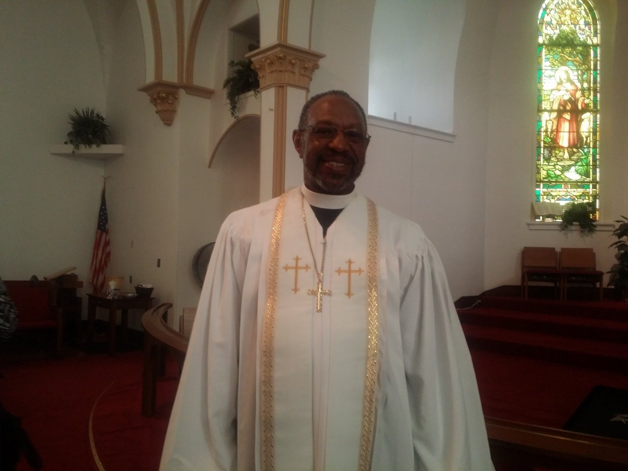 Elder Ronald Bailey
