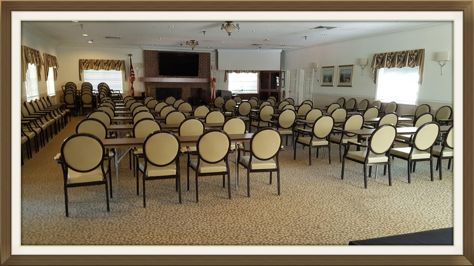 Large Activity & Meeting Rooms
