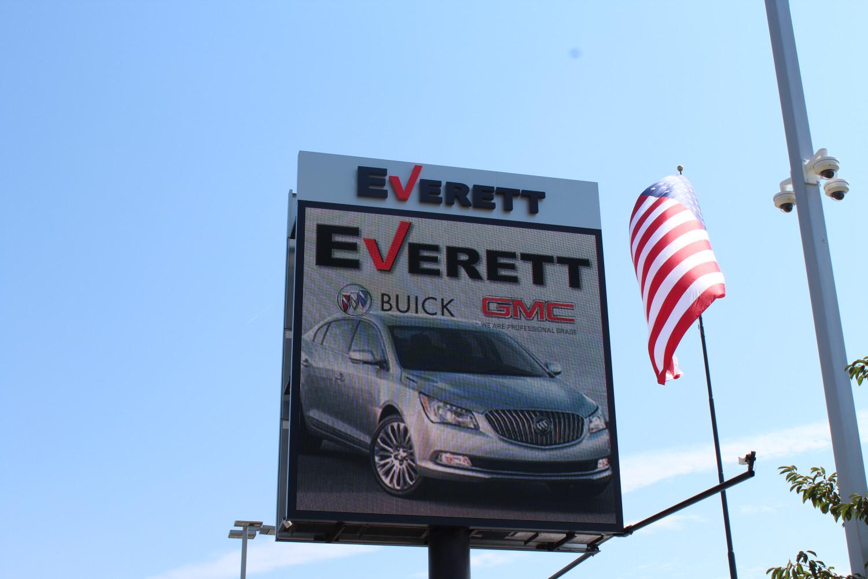 Everett GMC Bryant,AR