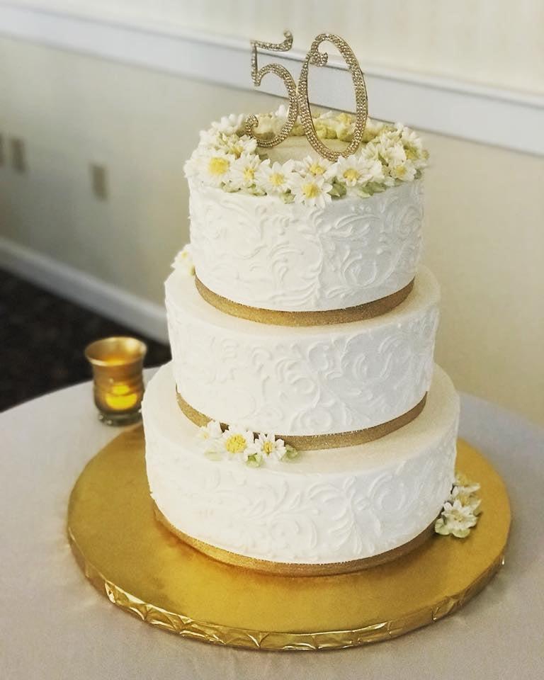 3-Layer Birthday Cake