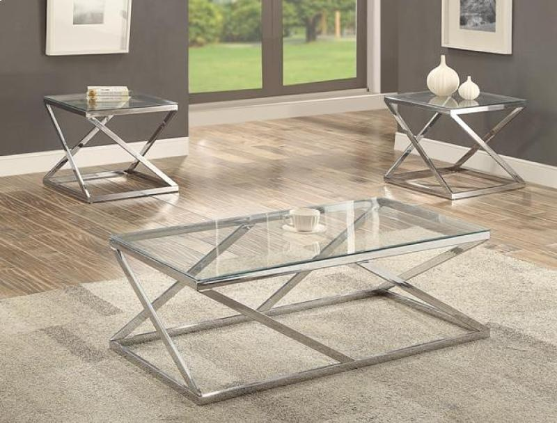 Chase C M 3272 3 Piece Table Set