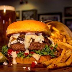 Mouthwatering Burger