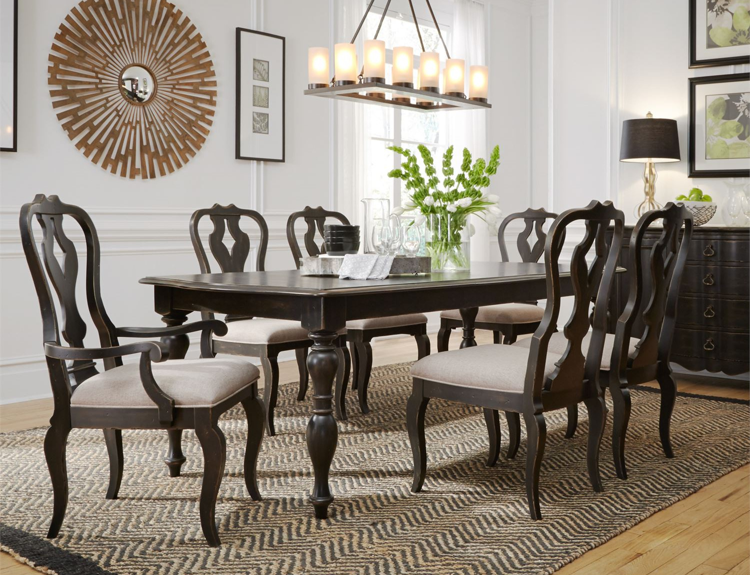 493DR Chesapeake Dining Room Set by Liberty