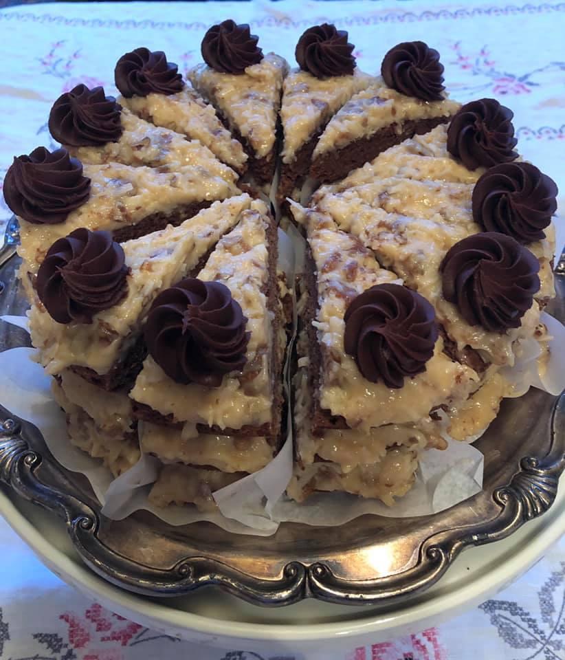 Decadent Cake