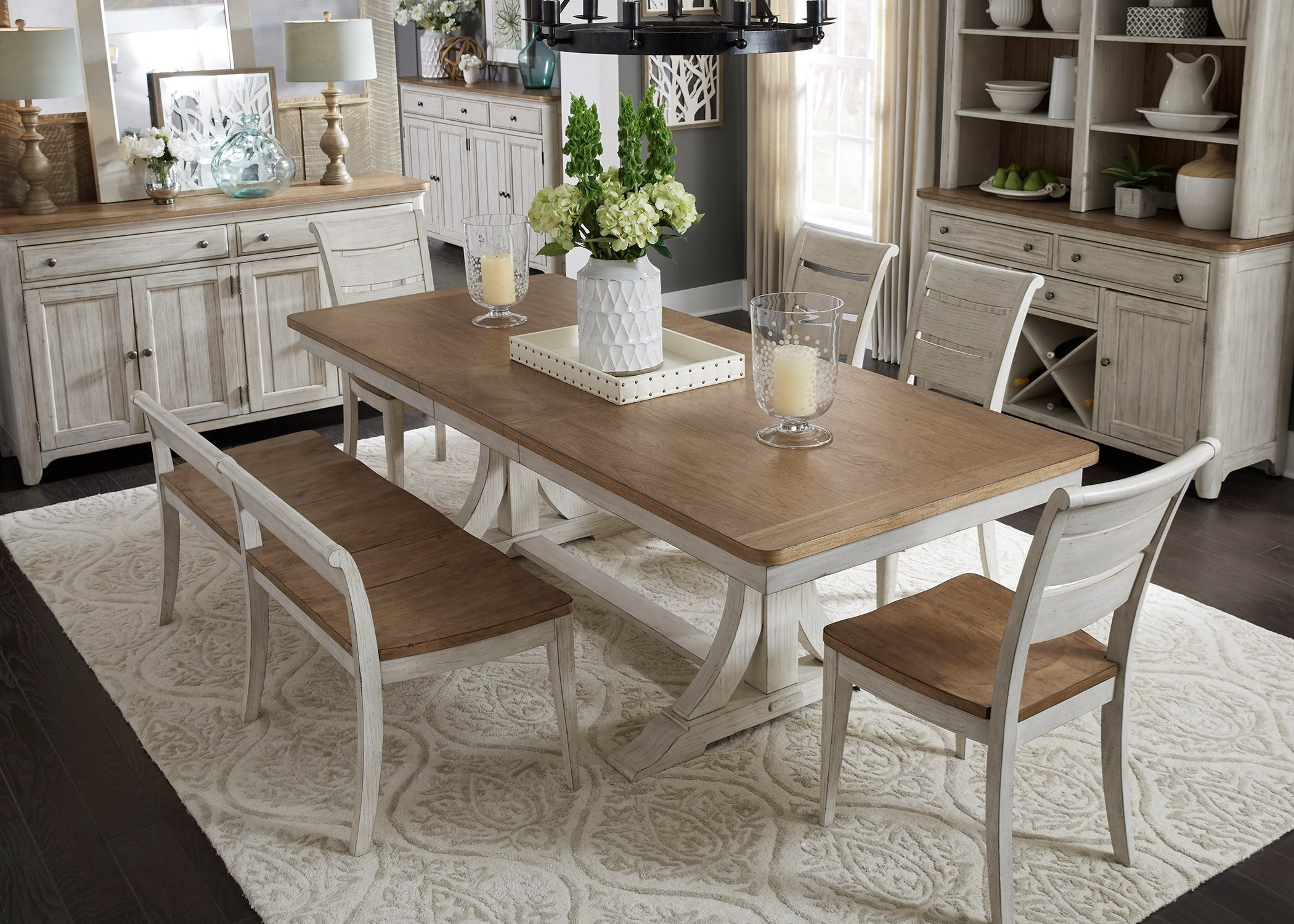 6520DR Liberty Dining Set