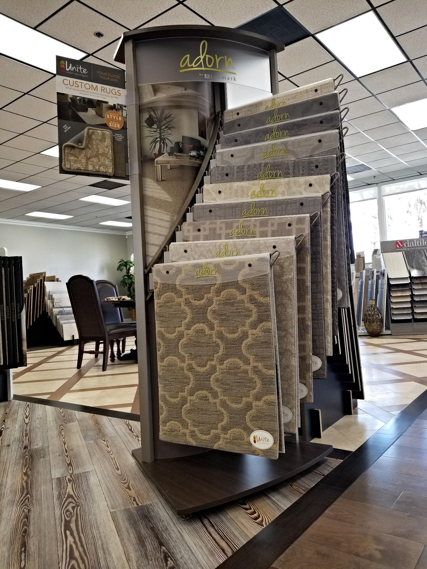 Pattern carpet by Lexmark