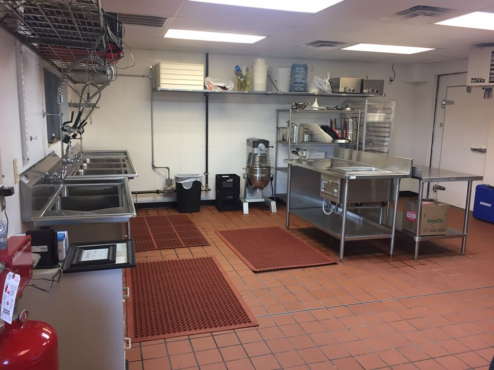 Restaurant Kitchen 2