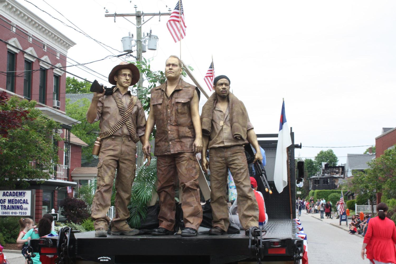 2015 Memorial Day Parade Float
