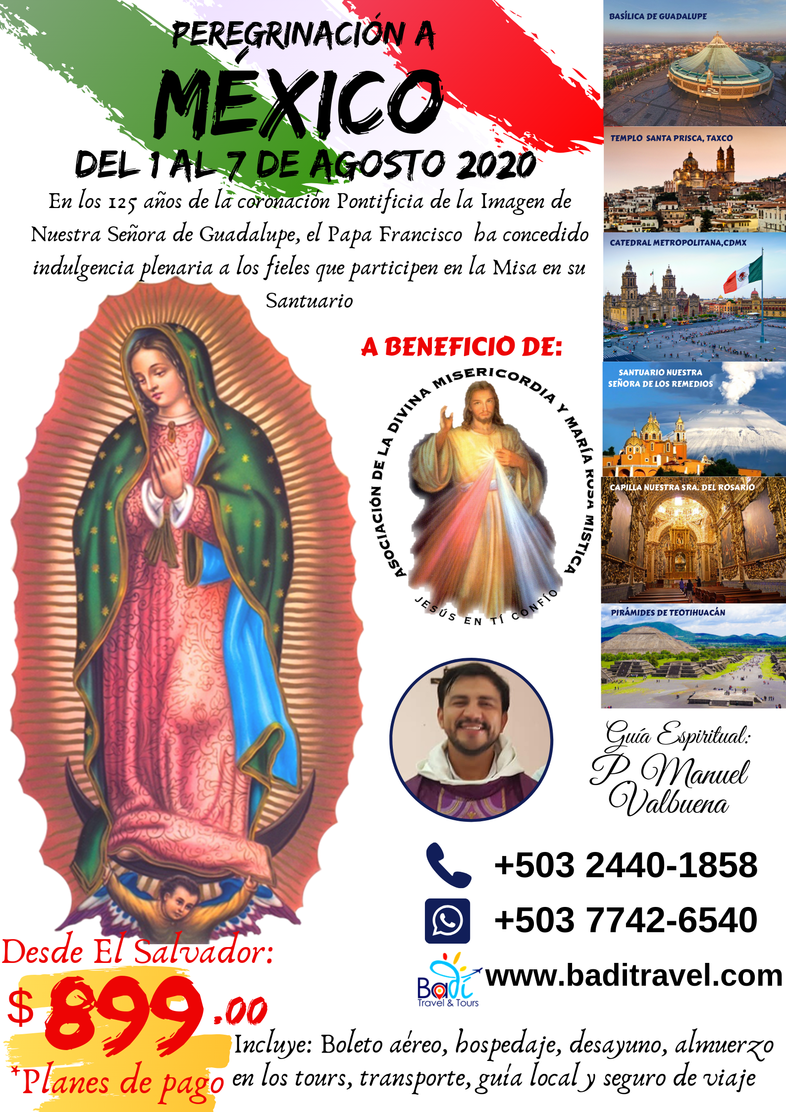 Peregrinación México