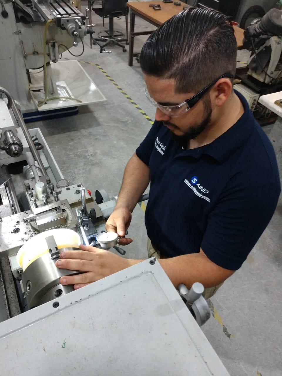 SAIND Automatización - Máquinas para la Mejora Continua