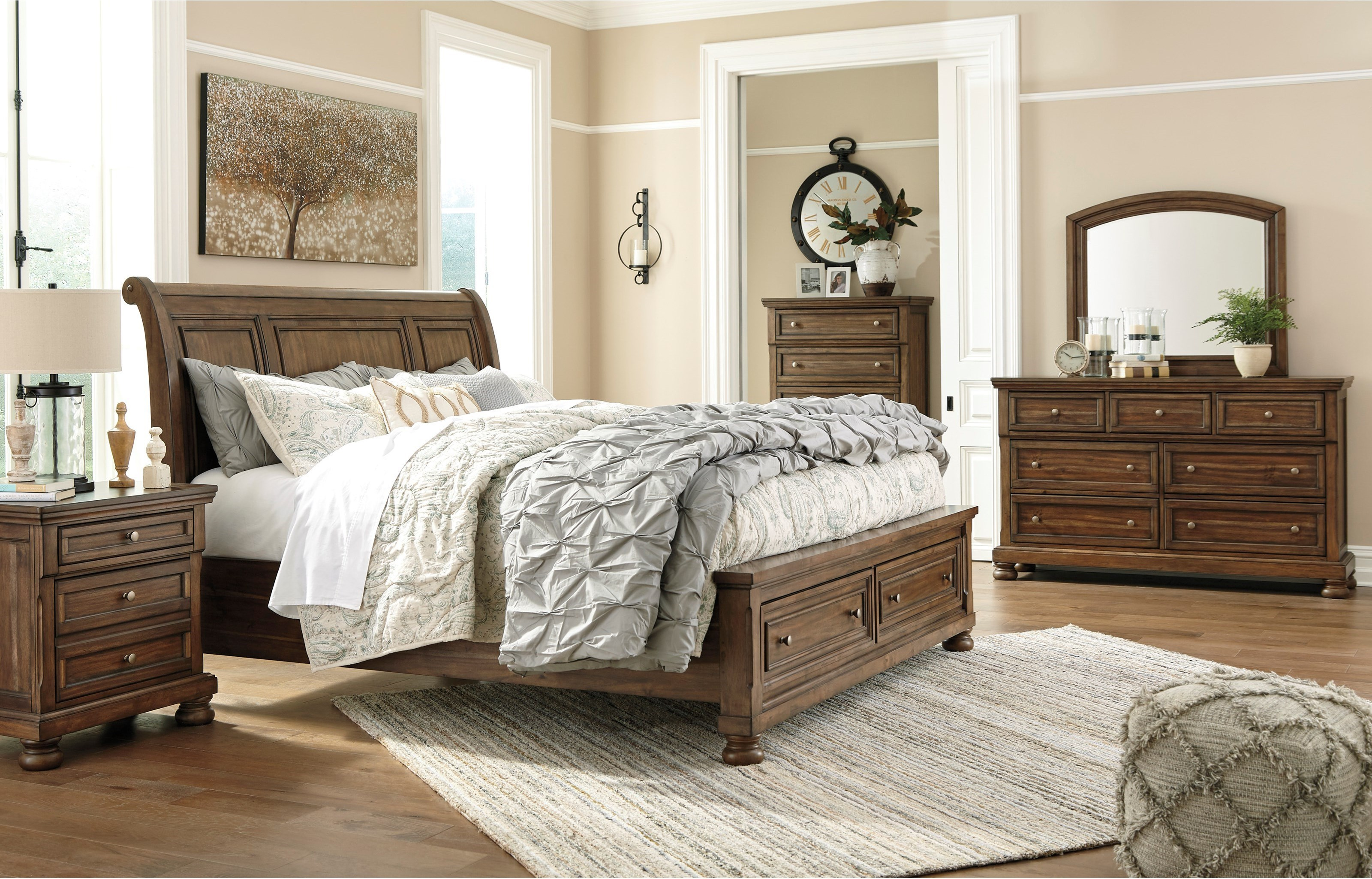 B719BR Bedroom Set