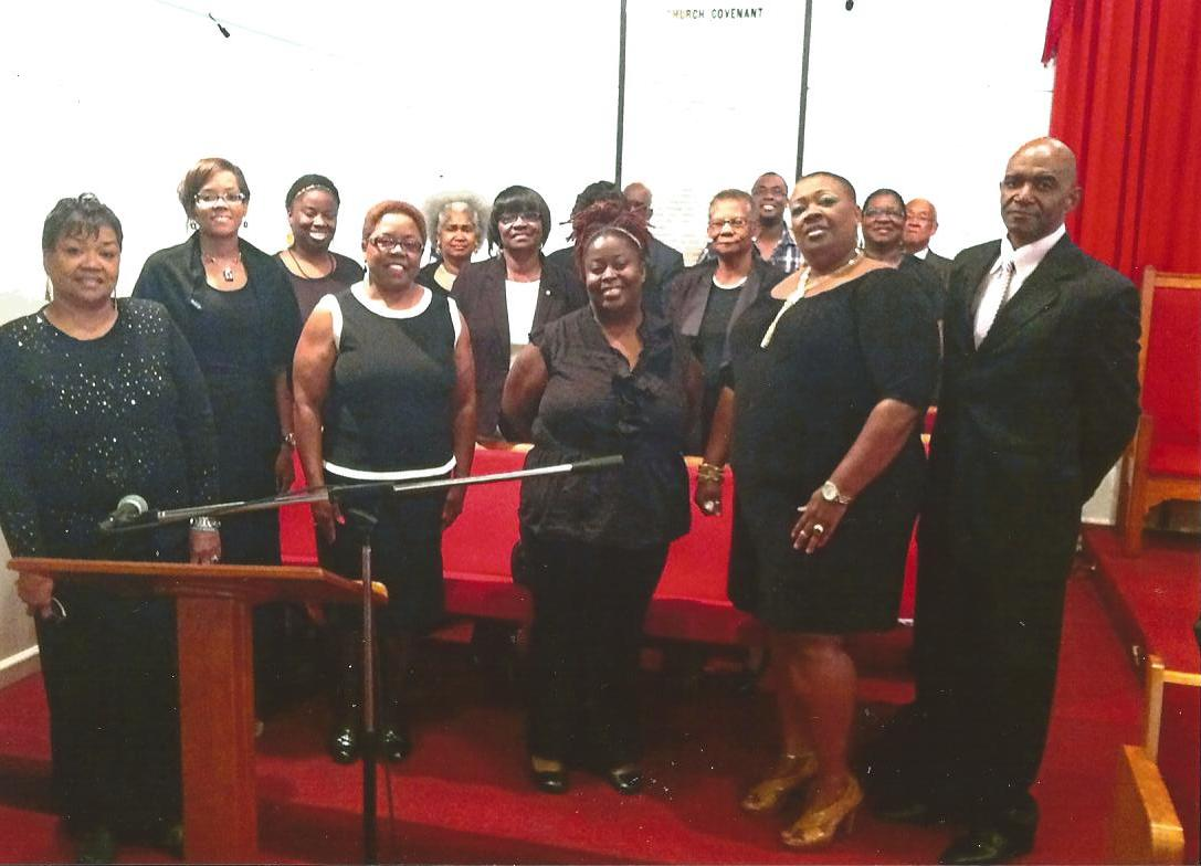 Mount Zion Missionary Baptist Choir||||