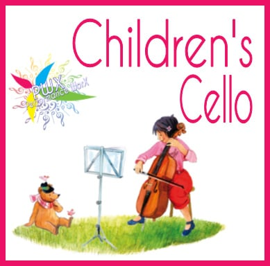 CHILDREN'S CELLO MATERIALS