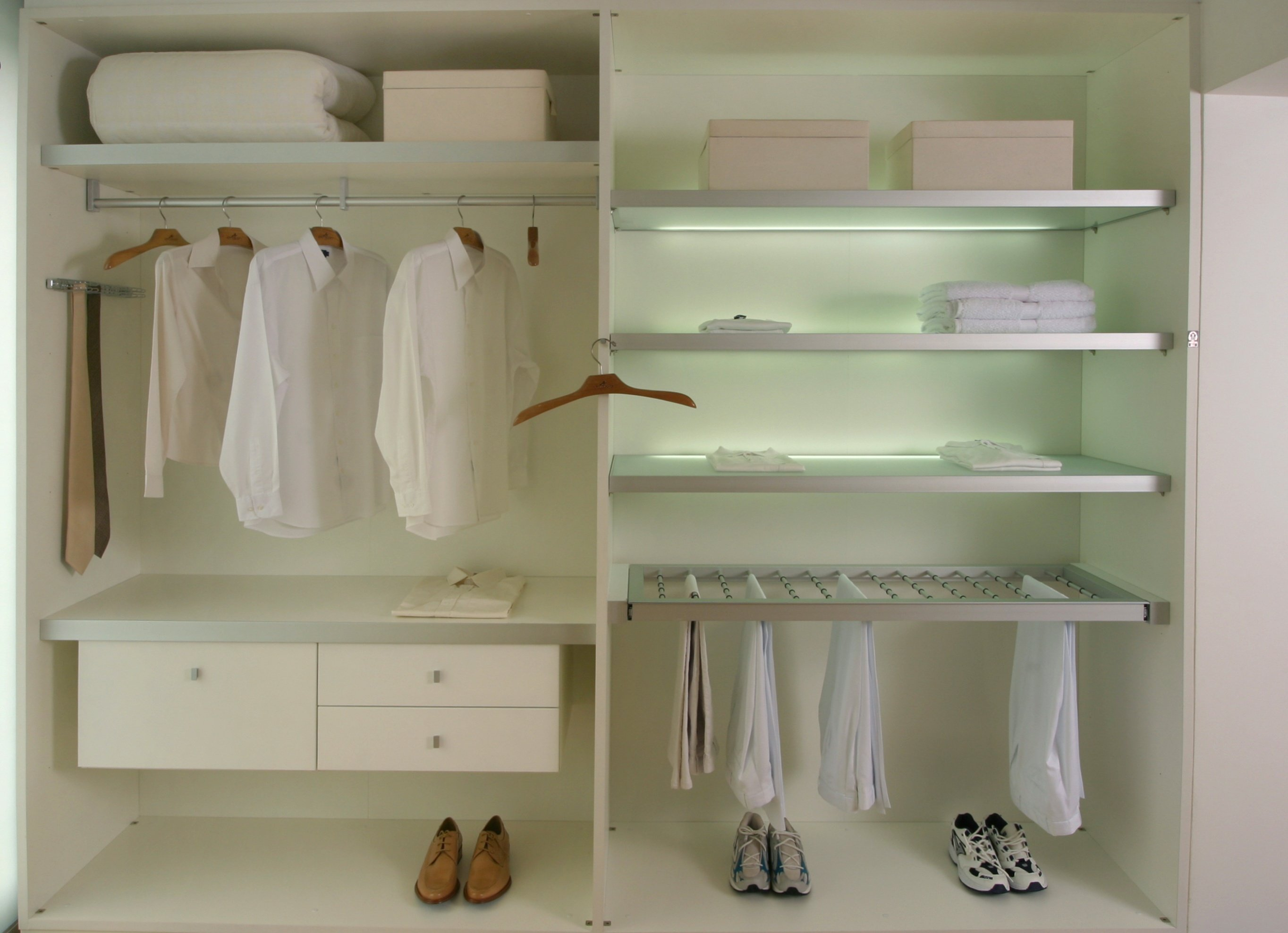 Planning For A New Walk In Closet
