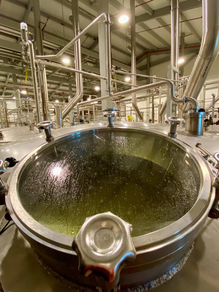 Fermenter Porthole -Bulleit Distillery - Bulleit Visitor Experience