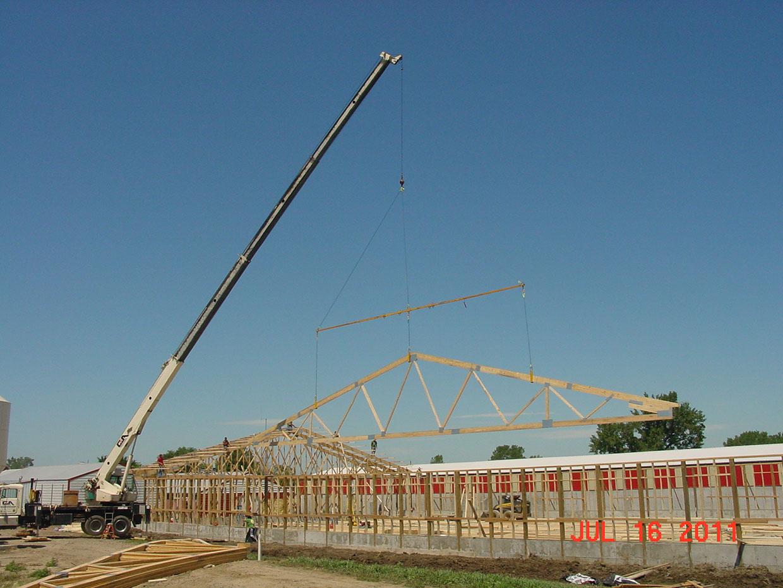 Crane-Setting-Truss