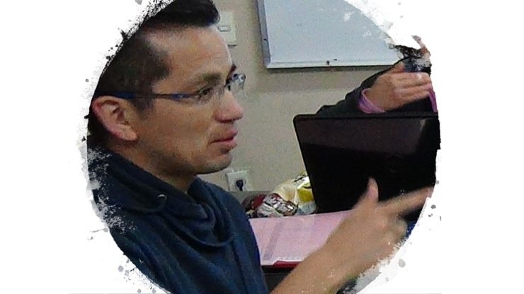 Noé Israel Romero Intérprete de la LSM