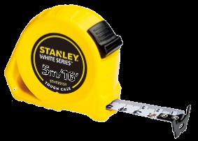 Flexómetro o Cinta de Medir Marca Stanley