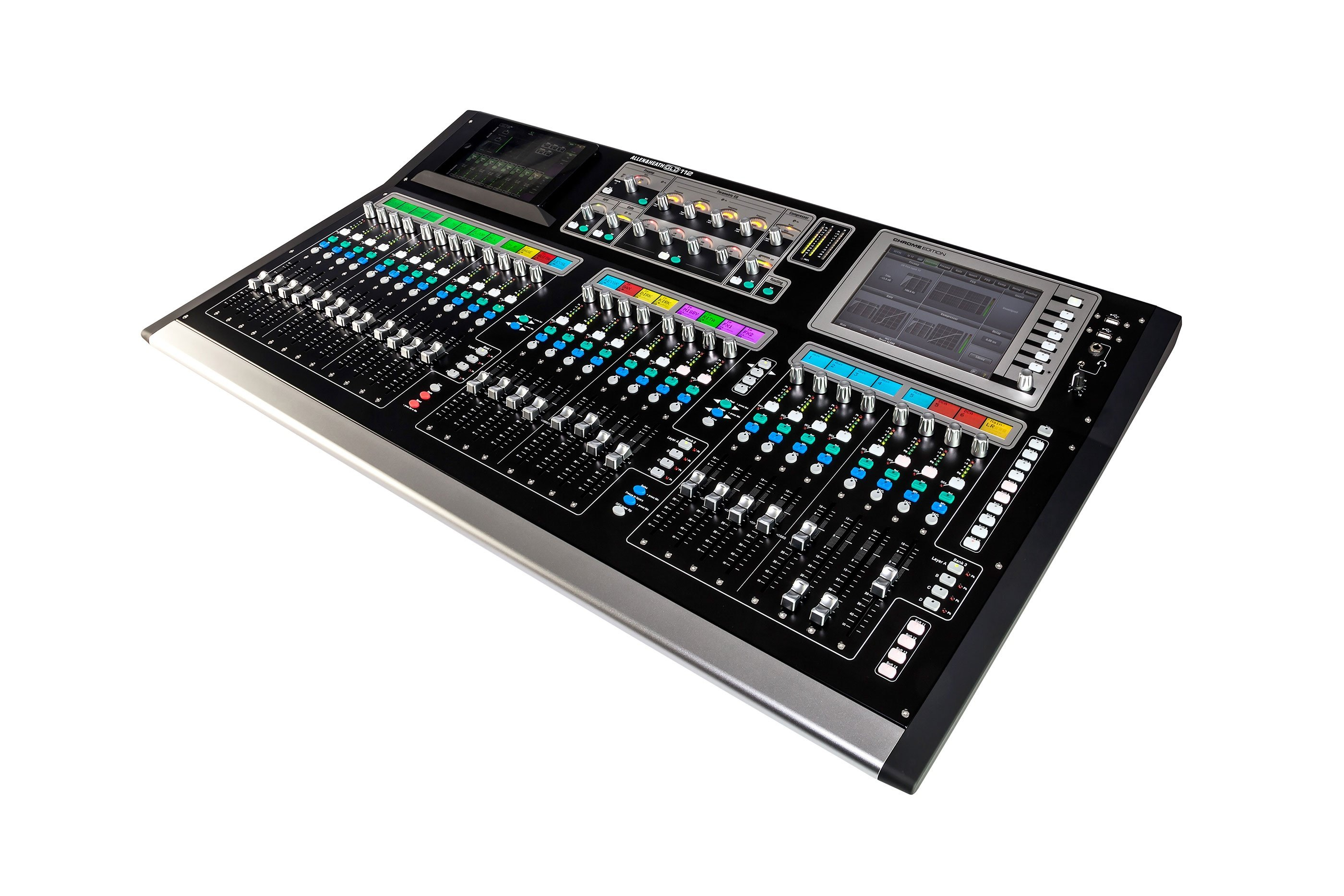 Allen and Heath GLD112 hire