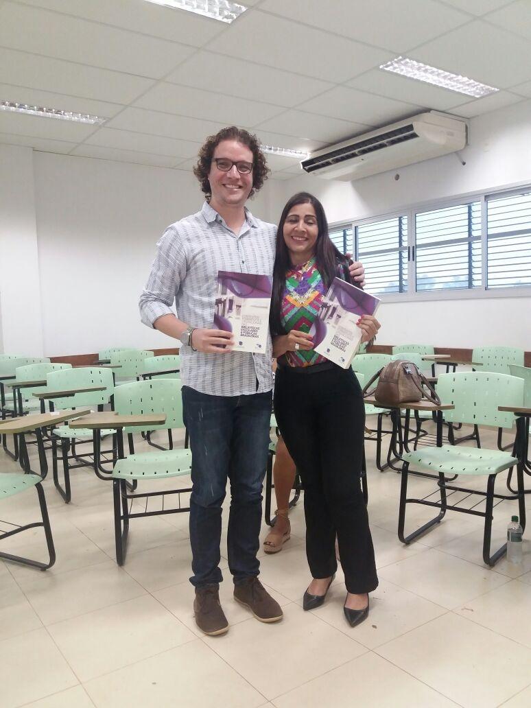 DIA DO BIBLIOTECÁRIO EM PALMAS - TO
