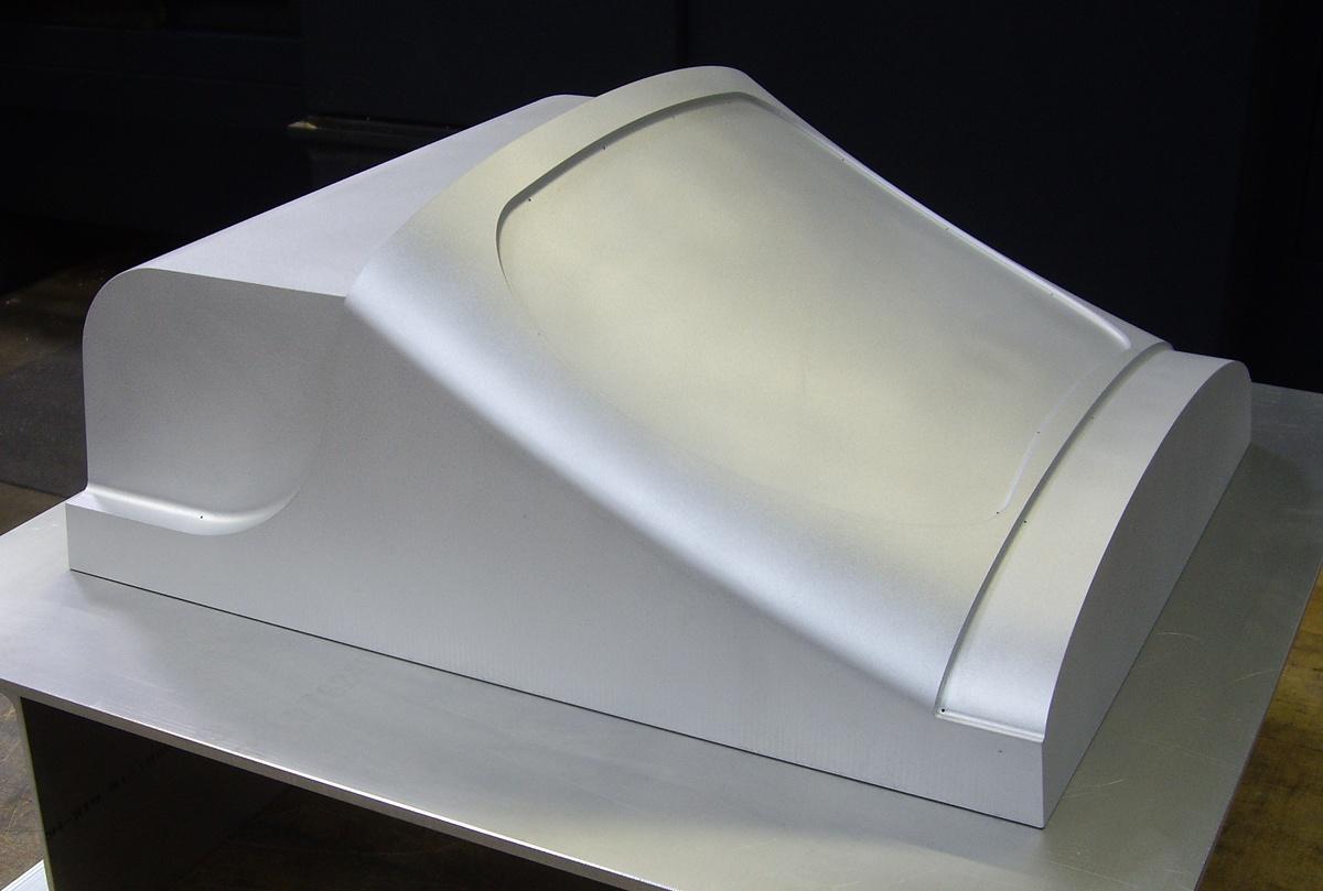 Aluminum Vacuum Mold