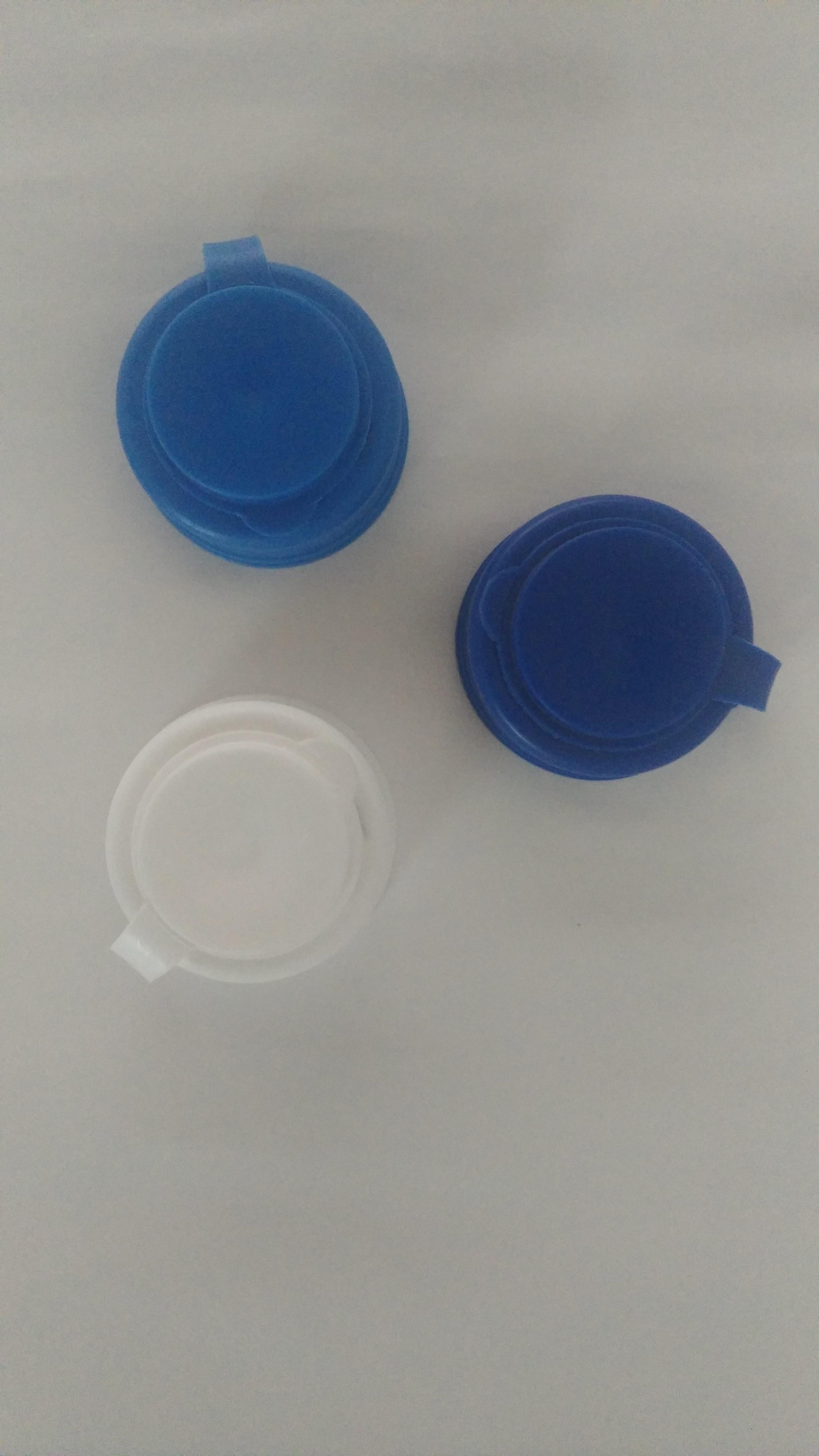 Tapa de presión (chupón) generica
