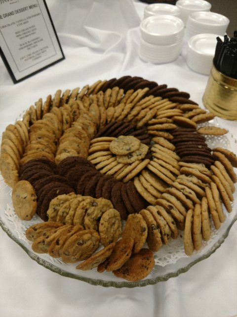 Tray of Cookies