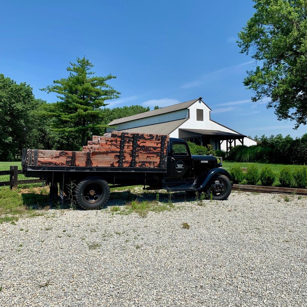 Old Truck - Preservation Distillery