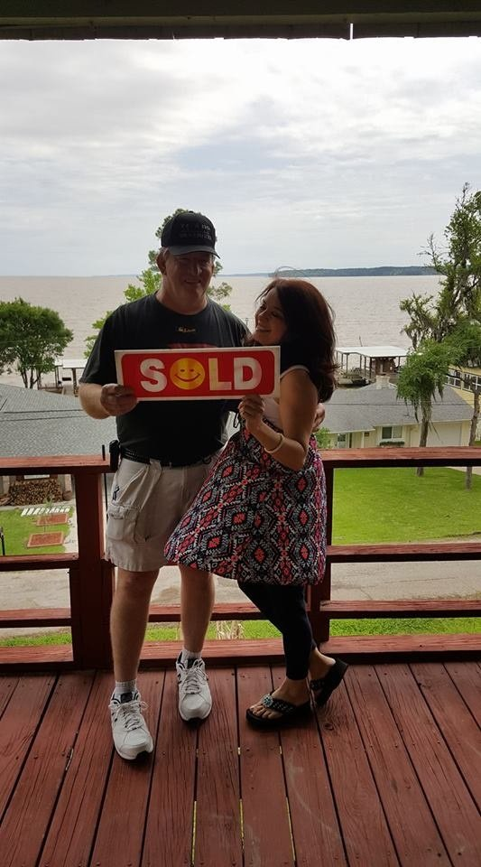 Lake Home Area Sold