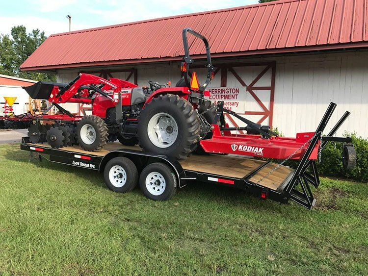 Massey Ferguson Equipment Trailer