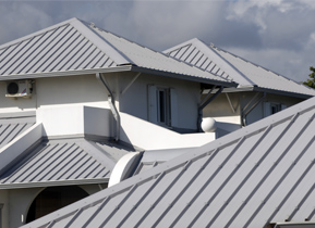 Newly Renovated Roofings
