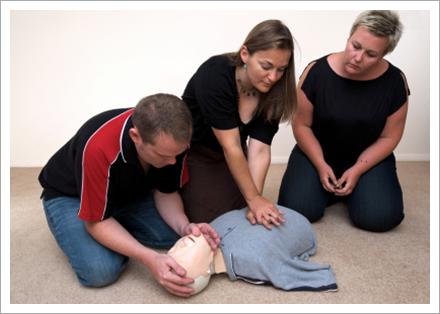 Pediatric-first aid training||||