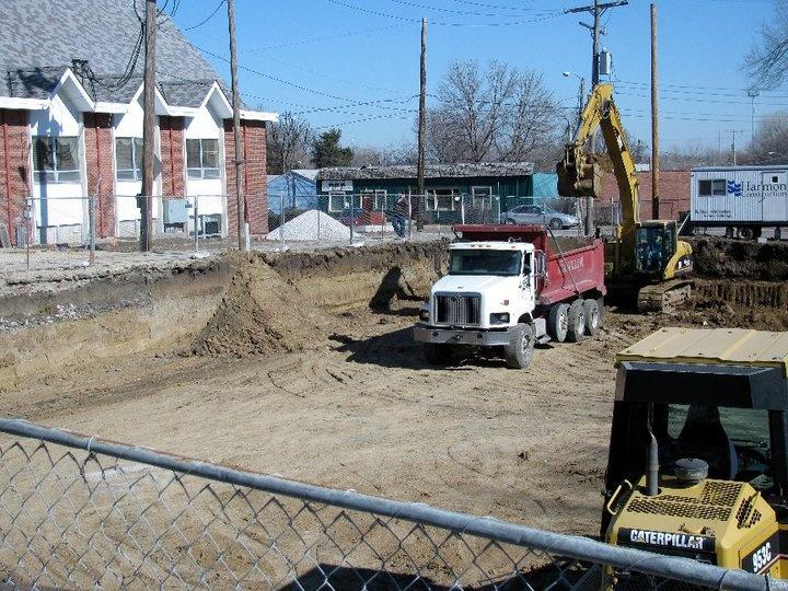 Excavation Project 1