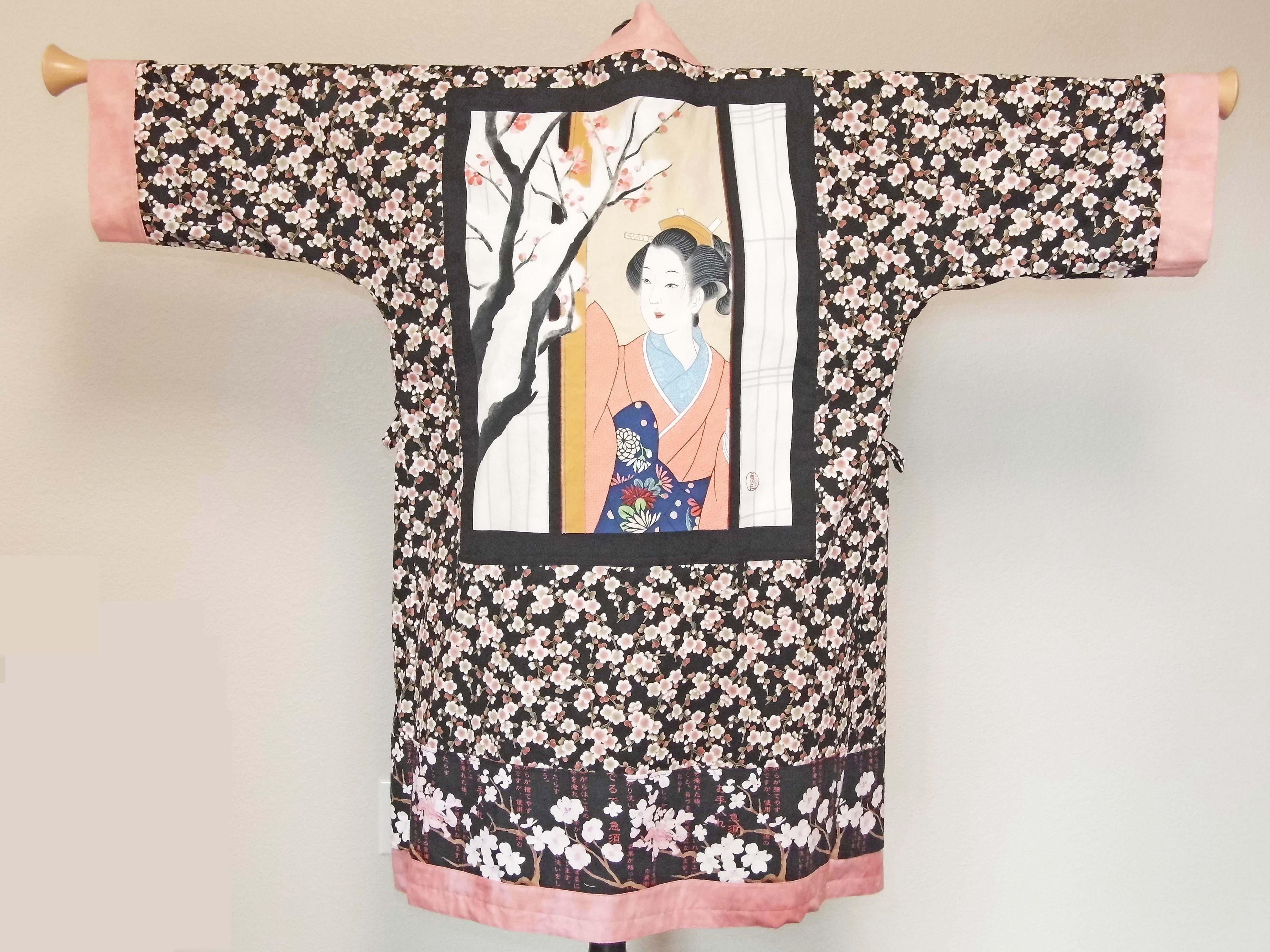Sakura Geisha Back