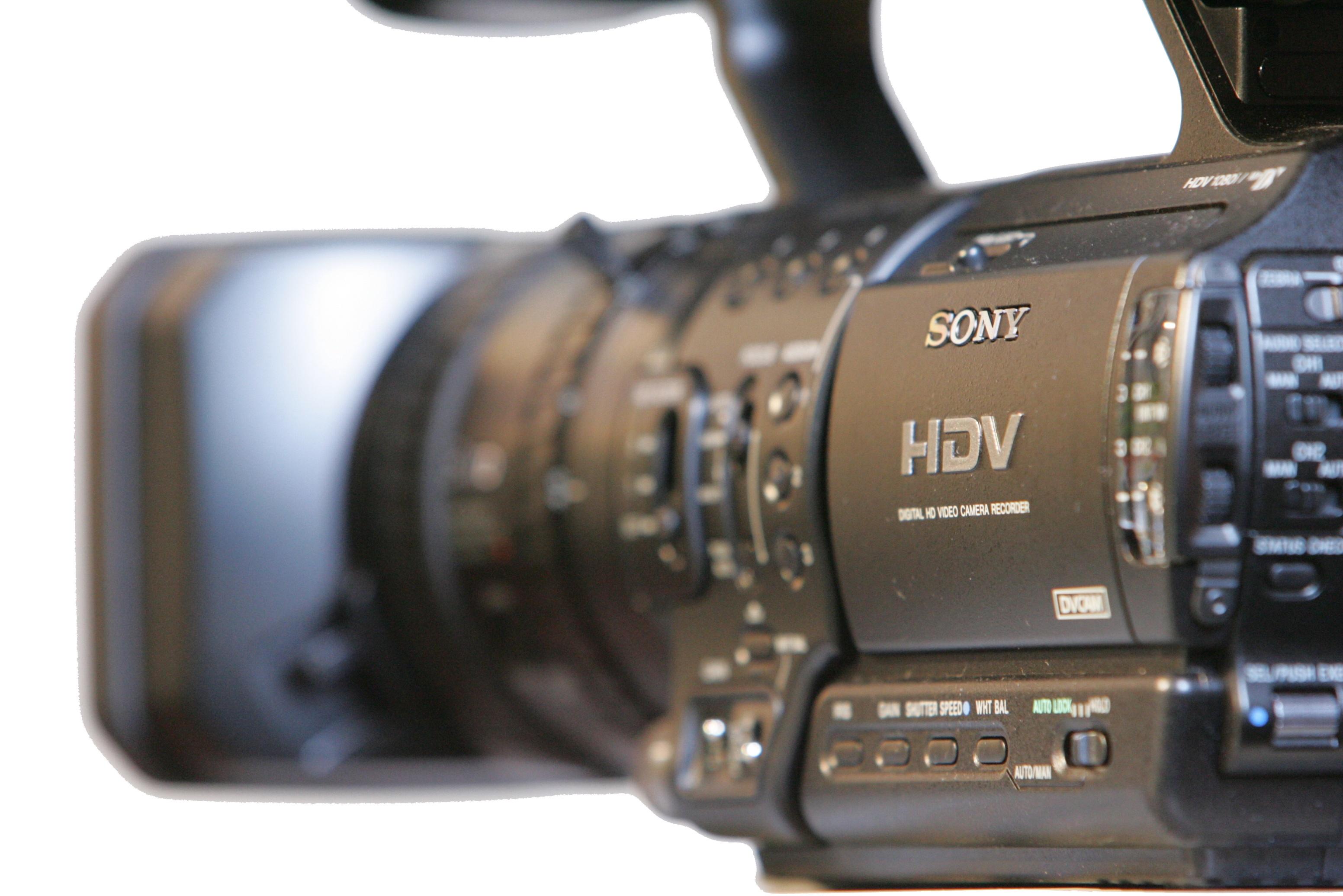 Sony HVR -Z1E HIRE