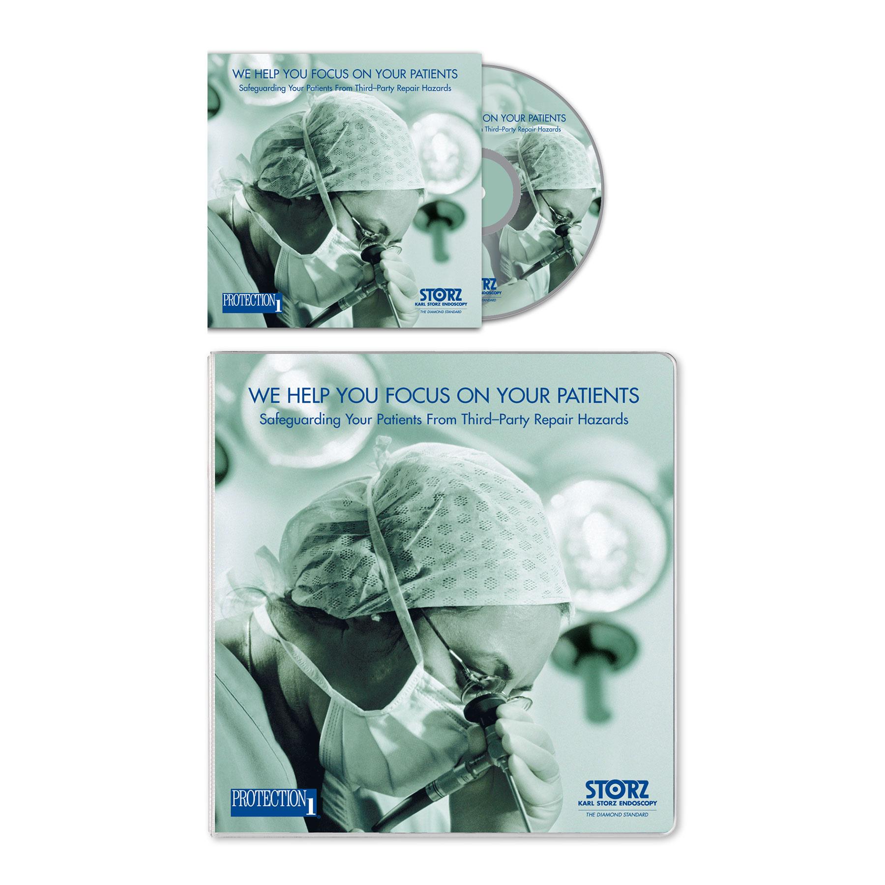 Karl Storz Protection 1 CD & Binder