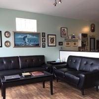 Tattoo Shop Interior 1